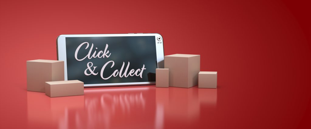 Click and collect mobilec